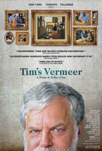 poster Tim's Vermeer