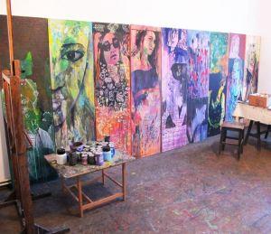 tabara de pictura hobby art-despre-artistul-Mirela-Traistaru-atelier-de-artist-49