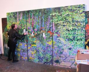 tabara de pictura hobby art-despre-artistul-Mirela-Traistaru-atelier-de-artist-52