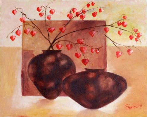 Picturi din tabara de pictura Hobby Art _un proiect Arbex Art Decor