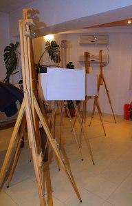 Tabara de pictura Hobby Art un proiect Arbex Art Decor