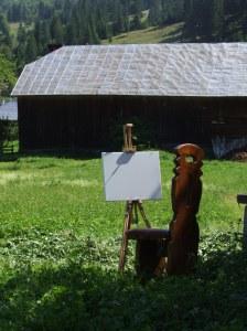 Despre inspiratie si creativitate pentru Tabara de pictura Hobby Art articol
