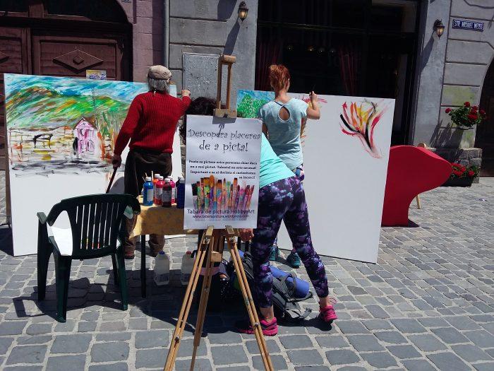 Descopera placerea de a picta la Strada dell Arte 2018