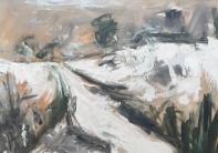 Picturi Carmen Tanasescu in Tabara de pictura Hobby Art 2018