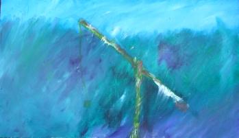 Pictura Cumpana de Aran in Tabara de pictura Hobby Art