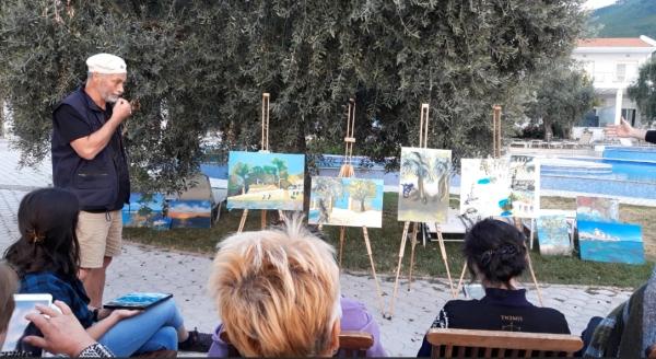 Tabere de pictura in 2019