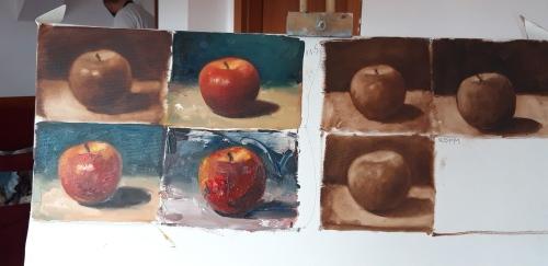 Atelier de pictura de weekend la Brasov pentru incepatori