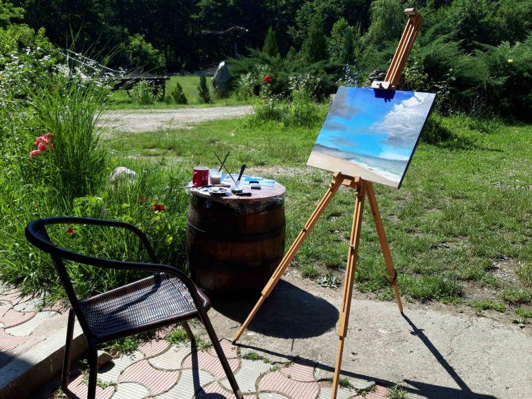 Tabara de pictura Hobby Art pentru adulti