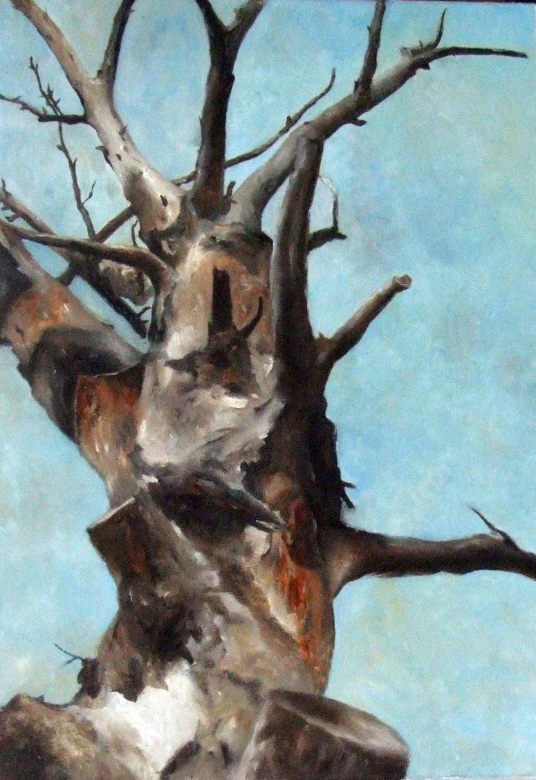 Picturi Thea Zinca in Tabara de pictura Hobby Art editia de vara 2019 Porumbacu