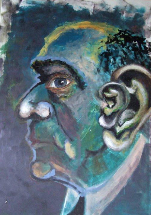 Picturi Voica Silvia Potinga in Tabara de pictura Hobby Art editia de vara 2019 Porumbacu