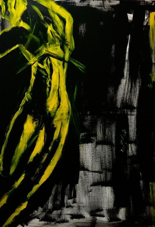 Feminitate | Postaru Viorica | Uuei & acril pe panza 100×70 cm